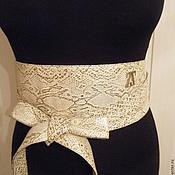 Аксессуары handmade. Livemaster - original item belt sash. Handmade.