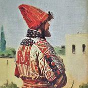 Картины и панно handmade. Livemaster - original item Dervish, Vereshchagin V., a copy of.. Handmade.