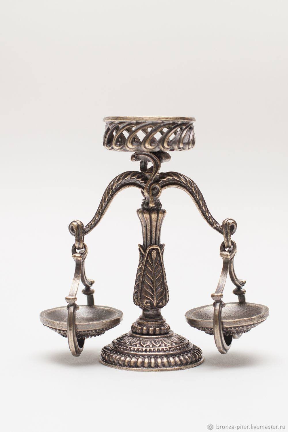 Libra candle holder, Candles, St. Petersburg,  Фото №1