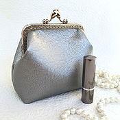 Сумки и аксессуары handmade. Livemaster - original item In stock! Cosmetic bag purse micro handbag