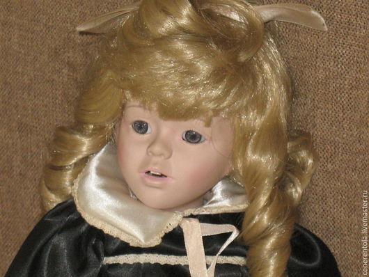 Винтажные куклы и игрушки. Ярмарка Мастеров - ручная работа. Купить фарфоровая кукла Countess Madeleine Collection. Handmade. Разноцветный