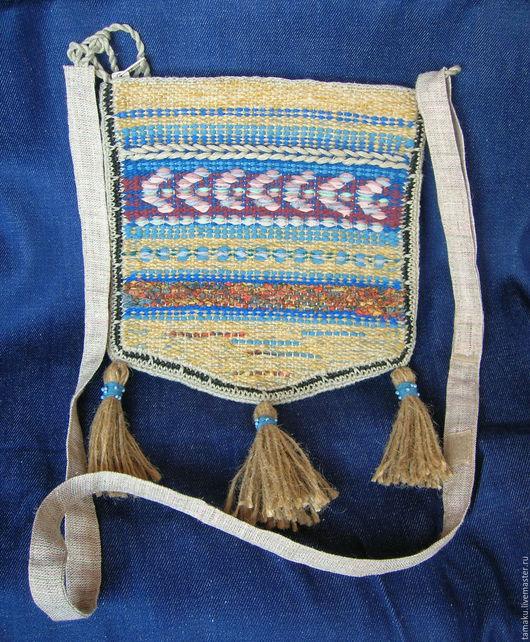 Женские сумки ручной работы. Ярмарка Мастеров - ручная работа. Купить Тканая сумка. Handmade. Сумка, орнамент, ручное ткачество