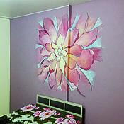 Дизайн и реклама handmade. Livemaster - original item Wall painting. Handmade.