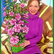 Цветы и флористика handmade. Livemaster - original item A large bouquet of roses.. Handmade.