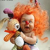 Куклы и игрушки handmade. Livemaster - original item Gift. Handmade.