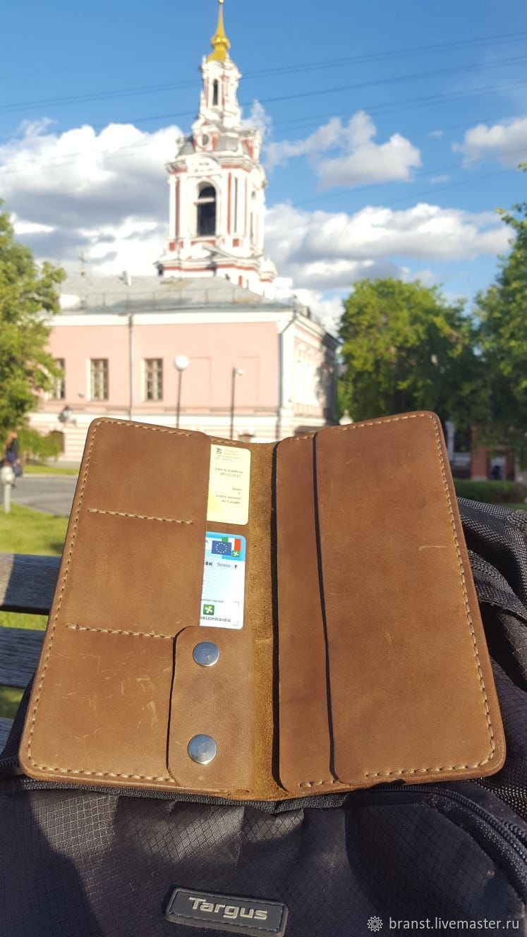 Портмоне Inzert, Кошельки, Москва,  Фото №1