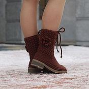 Обувь ручной работы handmade. Livemaster - original item shoes: