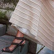 Одежда ручной работы. Ярмарка Мастеров - ручная работа Юбка Кружевница. Handmade.