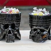 Пепельницы ручной работы. Ярмарка Мастеров - ручная работа Пепельница (конфетница) из поршня грузовика. Handmade.