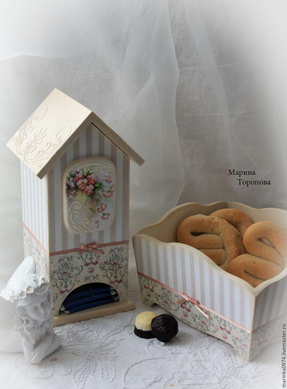 set for tea party ,kitchen 'sweet tea', Sets, Krasnoyarsk,  Фото №1