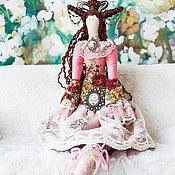 """Куклы и игрушки ручной работы. Ярмарка Мастеров - ручная работа Тильда """"Розалия"""". Handmade."""