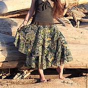 Одежда ручной работы. Ярмарка Мастеров - ручная работа юбка МЕЛИССА. Handmade.
