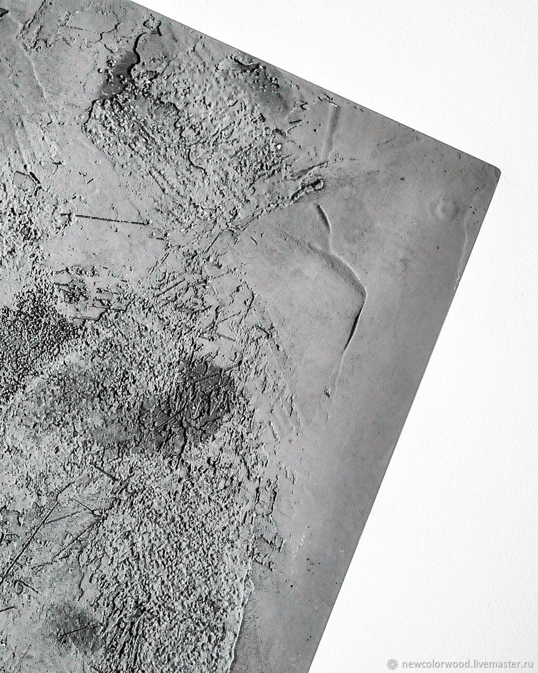 Рельефный бетон бетон b10 купить