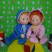Куклы и игрушки ручной работы. Ярмарка Мастеров - ручная работа Любимые детки.. Handmade.