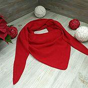 Одежда детская handmade. Livemaster - original item 100% cashmere Loro Piana bactus scarf.. Handmade.
