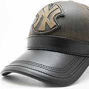 Аксессуары ручной работы. Ярмарка Мастеров - ручная работа Бейсболка New York Yankees  0161. Handmade.