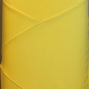 Одежда ручной работы. Ярмарка Мастеров - ручная работа Юбка-карандаш ярко-желтого цвета. Handmade.