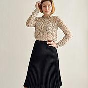 Одежда handmade. Livemaster - original item Pleated skirt. Handmade.