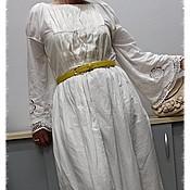 Одежда ручной работы. Ярмарка Мастеров - ручная работа Платье Прованс с нижней юбкой. Handmade.