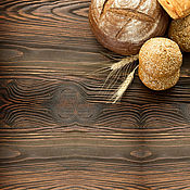 Фото ручной работы. Ярмарка Мастеров - ручная работа Фото: Фотофон виниловый Хлеб.. Handmade.