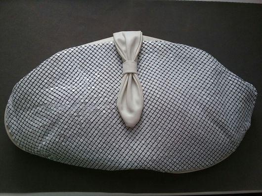 Винтажные сумки и кошельки. Ярмарка Мастеров - ручная работа. Купить Сумка-клатч винтажная. Handmade. Винтажный клатч