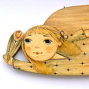 """Куклы и игрушки ручной работы. Ярмарка Мастеров - ручная работа Ангел """"Нежность"""". Handmade."""