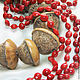 Для украшений ручной работы. КОРОБОЧКИ ЛОТОСА индийского крупные бусины семена. Естественная красота бусин (Ирина). Ярмарка Мастеров.
