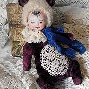 Куклы и игрушки ручной работы. Ярмарка Мастеров - ручная работа Малыш Панда. Handmade.