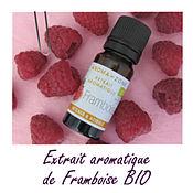 Материалы для творчества handmade. Livemaster - original item Raspberry extract aromatic. Handmade.