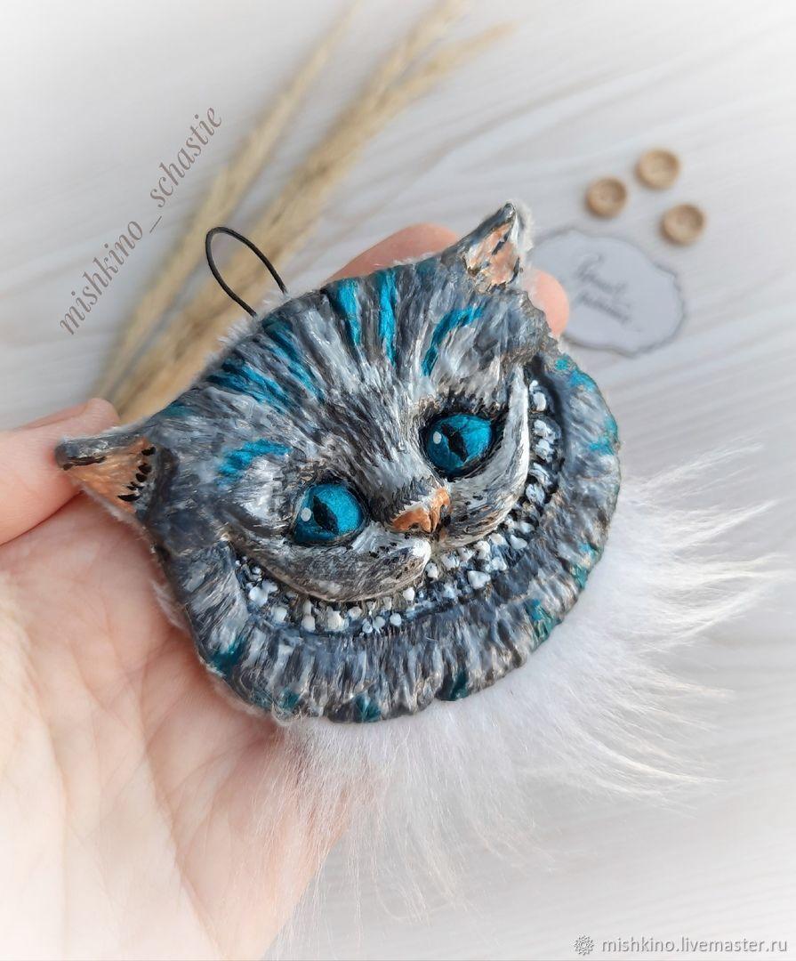 Pendant 'Cheshire cat', Pendants, Taganrog,  Фото №1