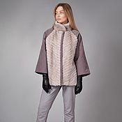Одежда handmade. Livemaster - original item Jacket c with mink