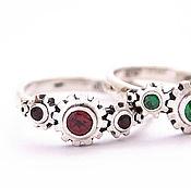 Украшения handmade. Livemaster - original item The ring gears.. Handmade.