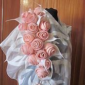 Аксессуары handmade. Livemaster - original item Tippet-scarf