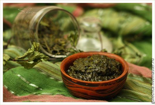 """Мыло ручной работы. Ярмарка Мастеров - ручная работа. Купить """"Колодец Дракона"""" бельди с зеленым чаем. Handmade. Тёмно-зелёный"""