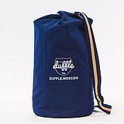 Сумки и аксессуары ручной работы. Ярмарка Мастеров - ручная работа Duffle bag- M size. Handmade.