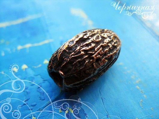 Для украшений ручной работы. Ярмарка Мастеров - ручная работа. Купить Специи 1562-150 (2). Handmade. Коричневый, бронза