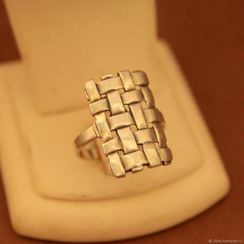 Винтаж:  Серебряное кольцо, серебро 925, Кольца винтажные, Севастополь,  Фото №1