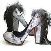 Обувь ручной работы. Ярмарка Мастеров - ручная работа туфли Шабли №1. Handmade.