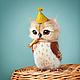 войлочная сова