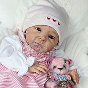 Куклы и игрушки handmade. Livemaster - original item doll reborn Sansa. Handmade.