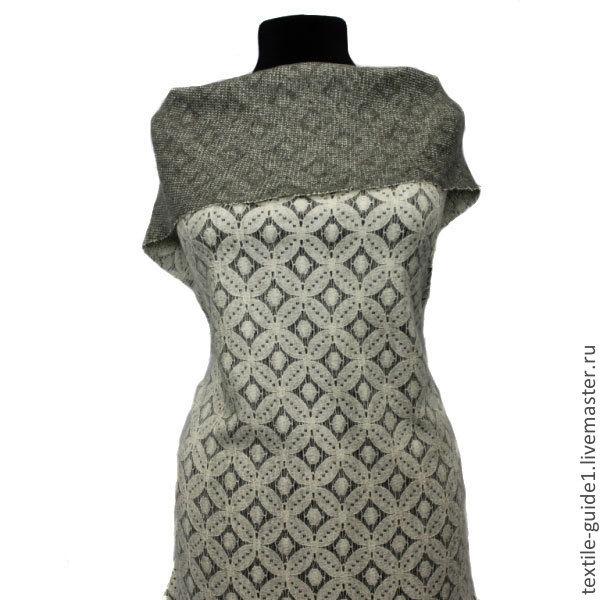Женские платье хлопок шерсть трикотаж