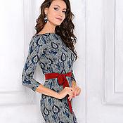 Одежда handmade. Livemaster - original item Dress viscose Oriental motifs. Handmade.