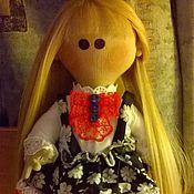 Куклы и игрушки ручной работы. Ярмарка Мастеров - ручная работа игровая и интерьерная куколка.VIP-гардероб 4 cезона.. Handmade.