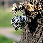 Jewelry Sets handmade. Livemaster - original item Silver set