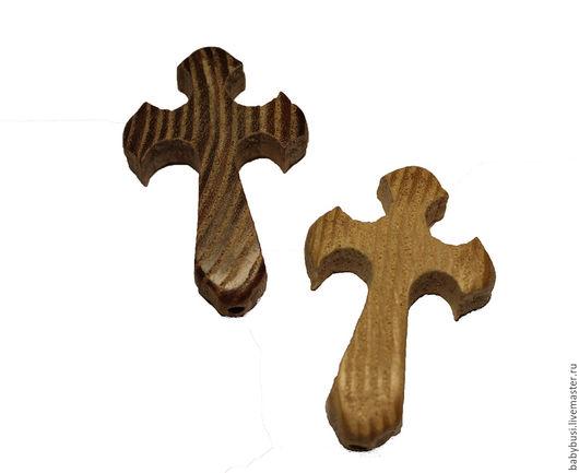 Четки ручной работы. Ярмарка Мастеров - ручная работа. Купить Крестик деревянный. Handmade. Бежевый, крест, крестик, четки, деревянный