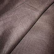 Материалы для творчества ручной работы. Ярмарка Мастеров - ручная работа НОВИНКА!Ткань костюмная в рубчик. Handmade.