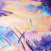 """Картины и панно ручной работы. Ярмарка Мастеров - ручная работа Картина """"Зов"""". Handmade."""