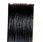 Материалы для творчества ручной работы. Ярмарка Мастеров - ручная работа Вощеный шнур, 1 мм, разные цвета. Handmade.