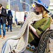 """Одежда ручной работы. Ярмарка Мастеров - ручная работа Кардиган вязаный """"Оттепель"""". Handmade."""