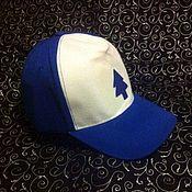 Бейсболки ручной работы. Ярмарка Мастеров - ручная работа Кепки Диппера, кепка Gravity Falls. Handmade.